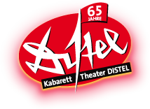 Logo Kabarett Distel