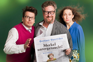 Kabarett-Theater DISTEL - Wohin mit Mutti?