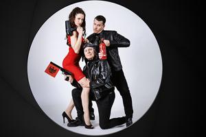 Kabarett-Theater DISTEL - Weltretten für Anfänger