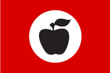 Kabarett-Theater DISTEL: Der goldene Föhn - Front Deutscher Äpfel